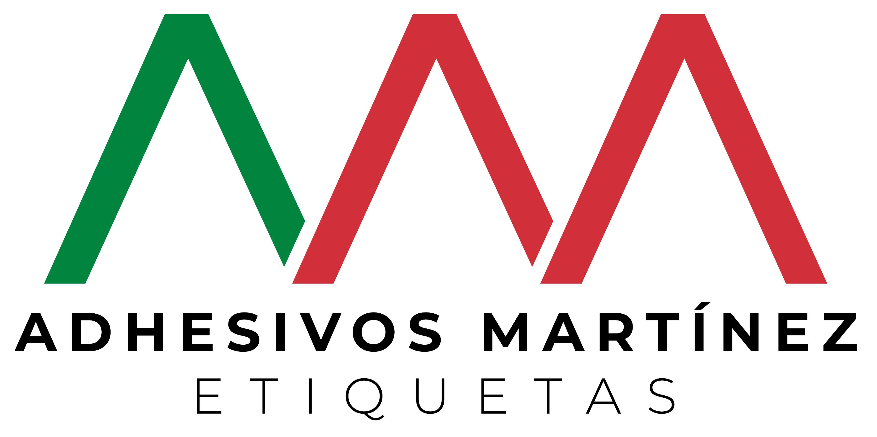 Etiquetas adhesivas Adhesivos Martínez